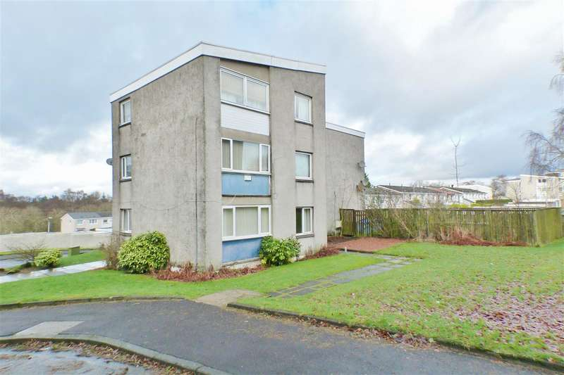 1 Bedroom Apartment Flat for sale in Clutha Place, Original Newlandsmuir, EAST KILBRIDE