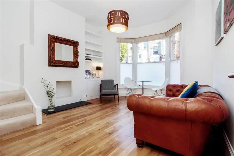2 Bedrooms Apartment Flat for sale in Tabley Road, London