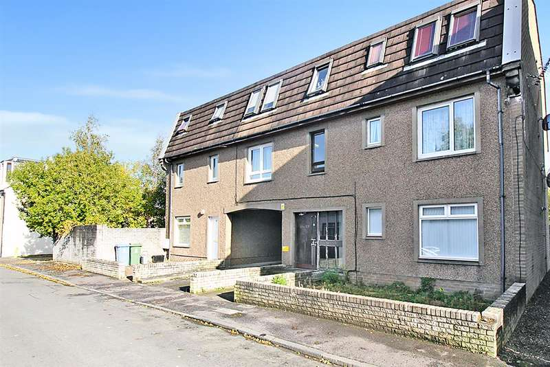 1 Bedroom Apartment Flat for sale in Russel Street, Falkirk