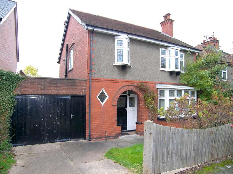 3 Bedrooms Detached House for sale in Rowland Street, Alfreton, Derbyshire, DE55