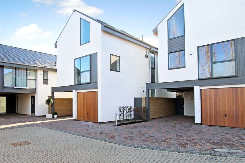 4 Bedrooms Detached House for sale in Kings Hollow, Charlton Kings, Cheltenham, Gloucestershire, GL53