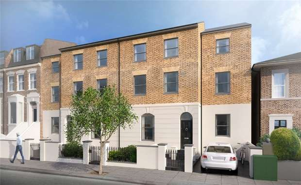 2 Bedrooms Flat for sale in Mill Hill Road, London