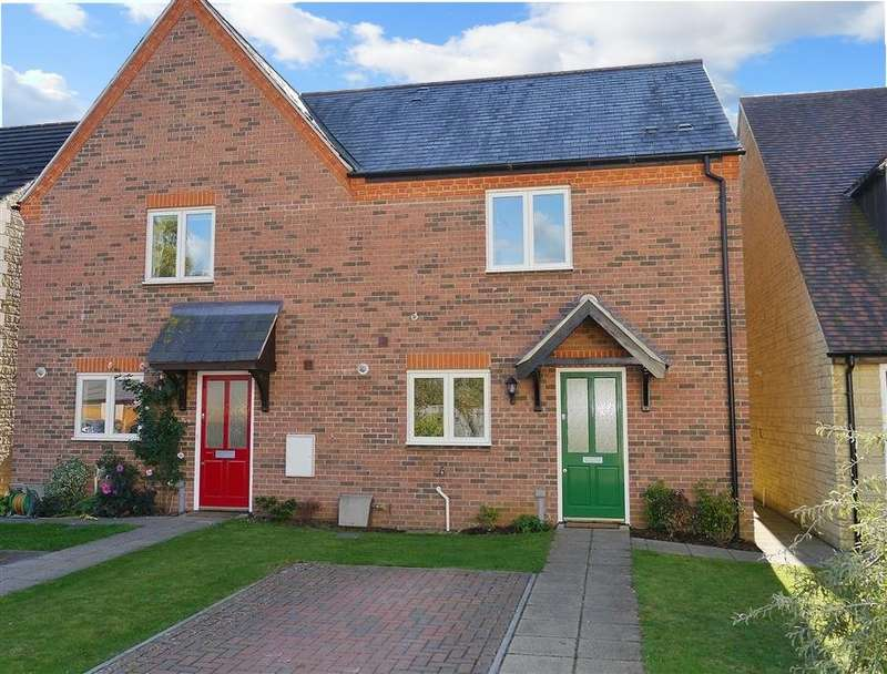 3 Bedrooms Semi Detached House for sale in Thornley Close, Abingdon-on-Thames, OX14