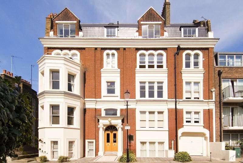 1 Bedroom Flat for sale in Joubert Mansions, Jubilee Place, Chelsea, London, SW3