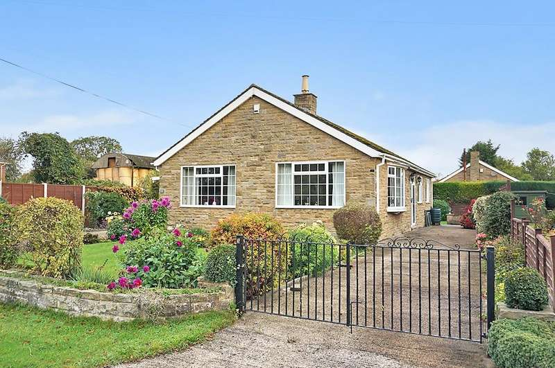 3 Bedrooms Detached Bungalow for sale in West End Approach, Ulleskelf, Tadcaster, LS24