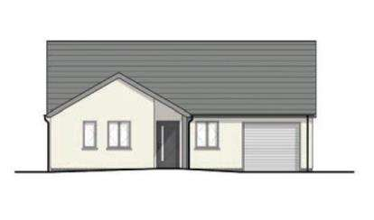 3 Bedrooms Bungalow for sale in Mullion, Helston, Cornwall