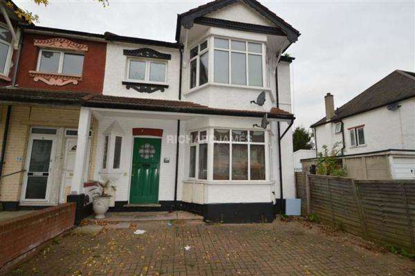 3 Bedrooms Apartment Flat for sale in Hale Grove Gardens, London