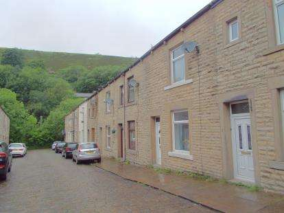 2 Bedrooms Terraced House for sale in Robert Street, Waterfoot, Rossendale, Lancashire, BB4