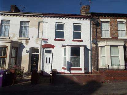3 Bedrooms Terraced House for sale in Moscow Drive, Liverpool, Merseyside, L13