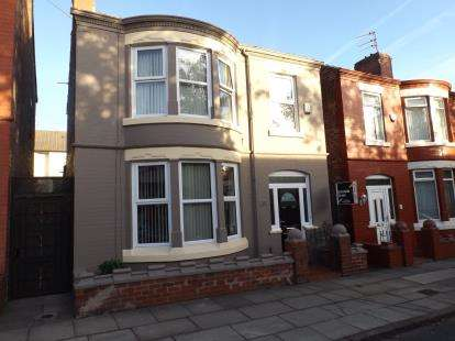 3 Bedrooms Detached House for sale in Hollyfield Road, Orrell Park, Liverpool, Merseyside, L9