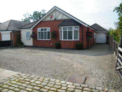 3 Bedrooms Bungalow for sale in Grange Lane, Winsford, Cheshire, CW7