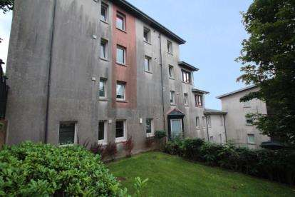 2 Bedrooms Flat for sale in Crown Avenue, Clydebank