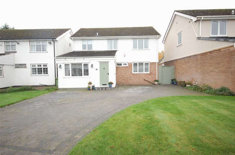 4 Bedrooms Detached House for sale in Vicarage Close, Hale Village, Liverpool, L24