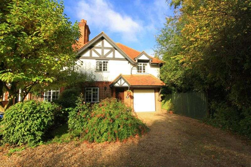 4 Bedrooms Semi Detached House for sale in Furze Platt Road, Maidenhead
