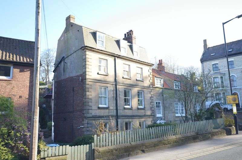 2 Bedrooms Flat for sale in 9 Bagdale, Whitby