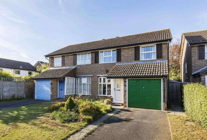 3 Bedrooms Semi Detached House for sale in Westbourne Avenue, Emsworth