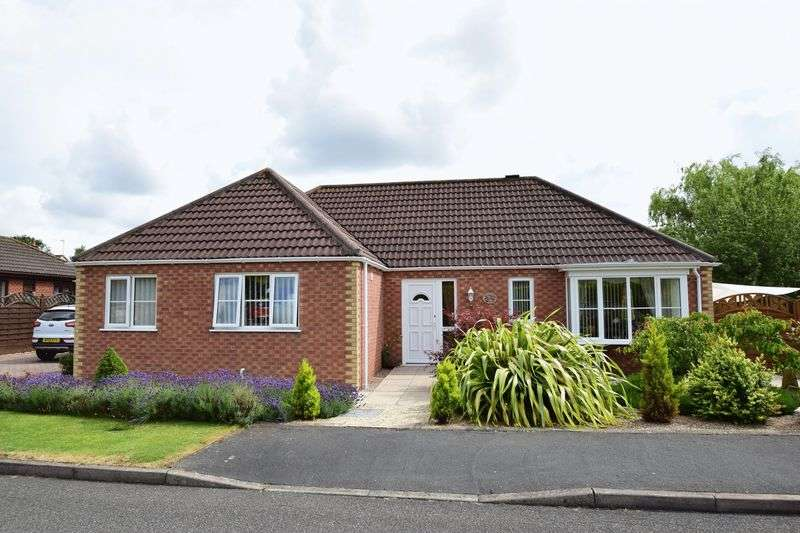 3 Bedrooms Detached Bungalow for sale in Manor Park, Legbourne