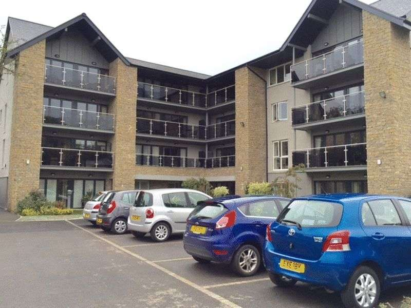 2 Bedrooms Flat for sale in Queen Elizabeth Court, Kirkby Lonsdale - TWO bed/ TWO bath GROUND FLOOR retirement apartment