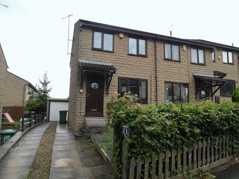 2 Bedrooms Terraced House for sale in Sarah Street, East Ardsley, Wakefield