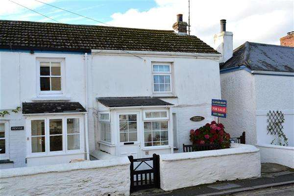 2 Bedrooms End Of Terrace House for sale in Gerrans, Truro, Cornwall, TR2
