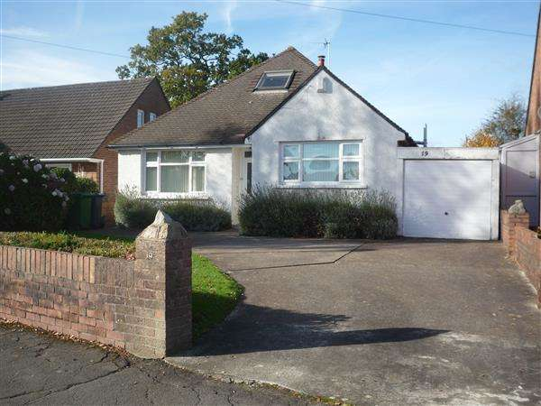 3 Bedrooms Bungalow for sale in Ty Gwyn Road, Rhiwbina, Cardiff