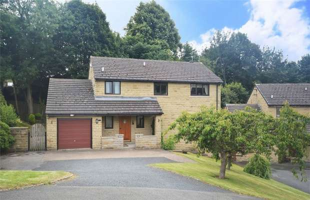 4 Bedrooms Detached House for sale in Wakefield Road, Fenay Bridge, HUDDERSFIELD, West Yorkshire