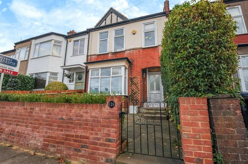 3 Bedrooms Terraced House for sale in Kingsley Road, Harrow, Middlesex, HA2