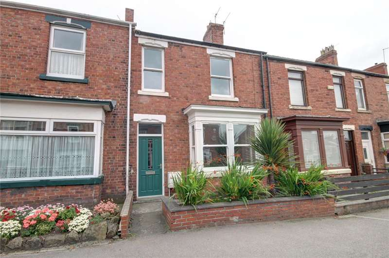 3 Bedrooms Terraced House for sale in Durham Road, Spennymoor, Durham, DL16