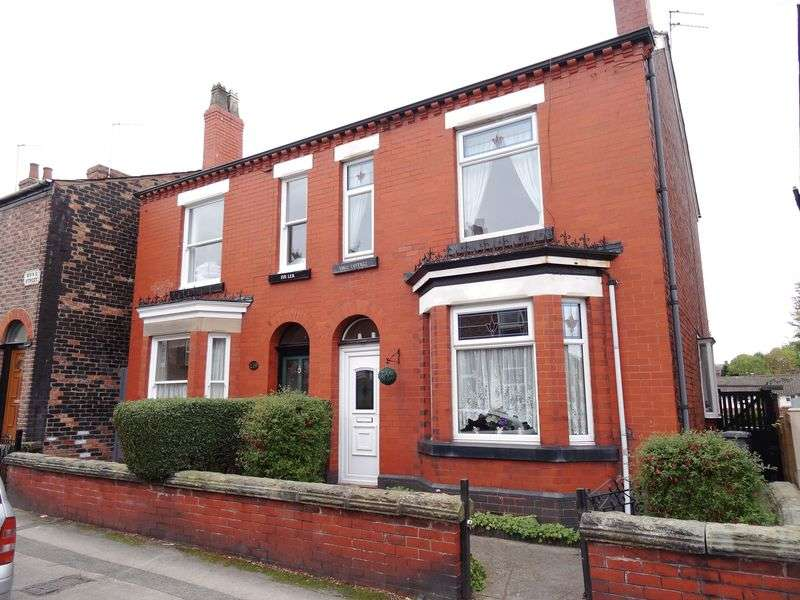 3 Bedrooms Semi Detached House for sale in Bond Street, Macclesfield