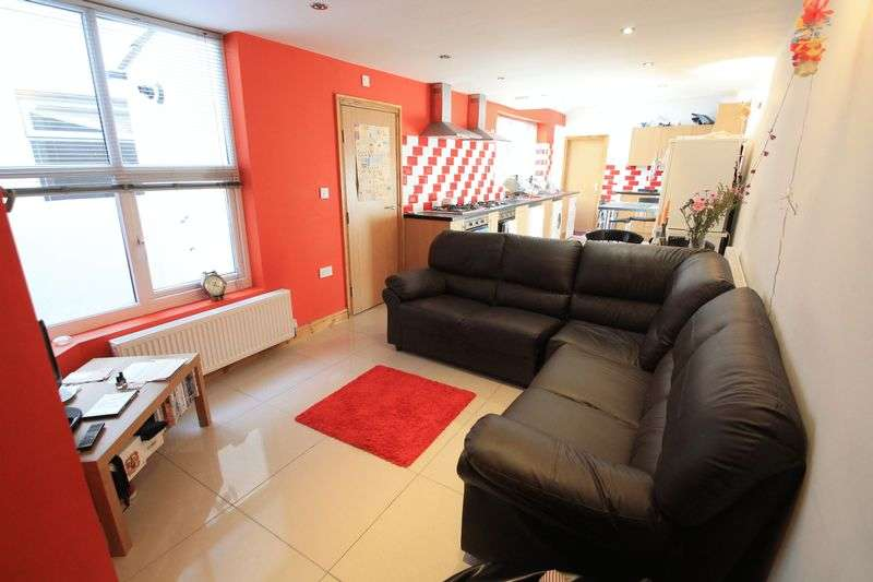 9 Bedrooms Terraced House for rent in Richards Street, Cardiff