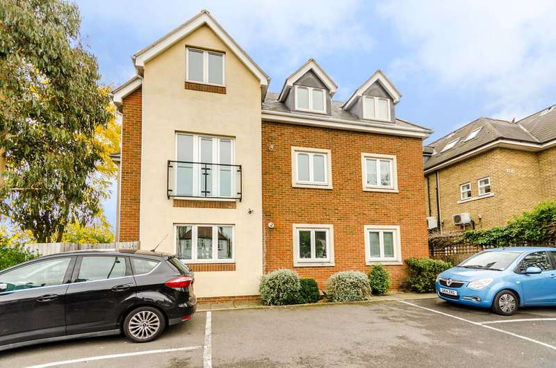 3 Bedrooms Flat for sale in Malden Road, New Malden, KT3