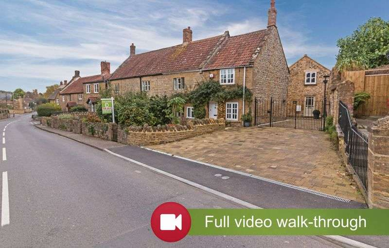 3 Bedrooms Cottage House for sale in North Street, Stoke-Sub-Hamdon