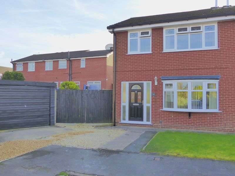 3 Bedrooms Semi Detached House for sale in 25 Springfield Road, Coppull, PR7 5EJ