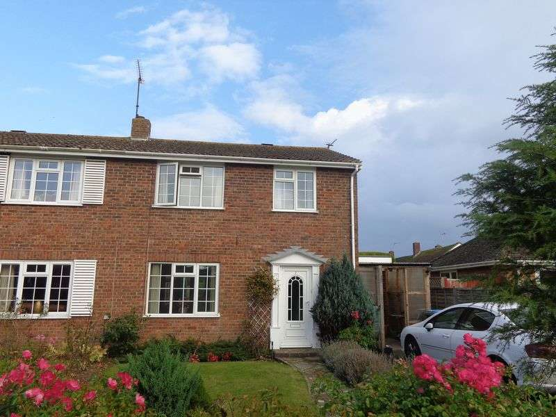 4 Bedrooms Semi Detached House for sale in Ferring Grange Gardens, Ferring