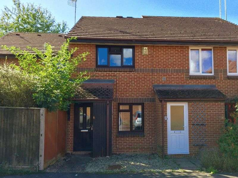 2 Bedrooms Terraced House for sale in Pheasant Walk, Oxford