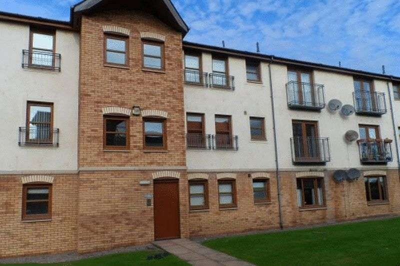 2 Bedrooms Flat for sale in Lord Gambier Wharf, Kirkcaldy