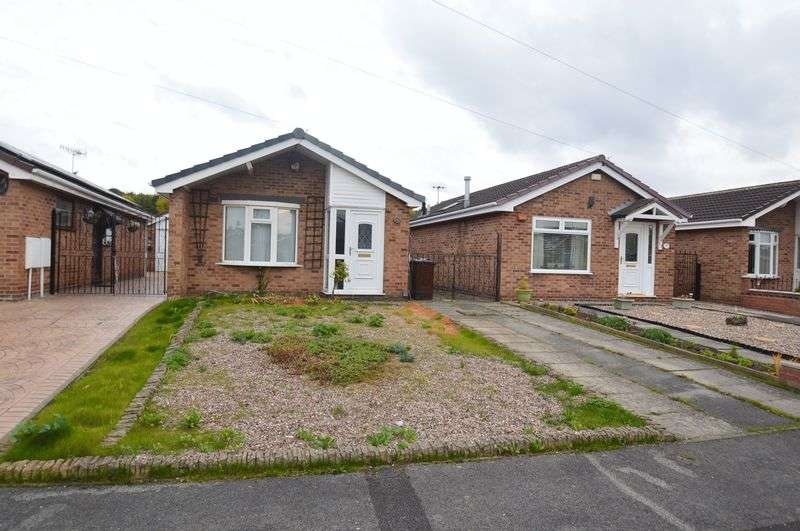 2 Bedrooms Detached Bungalow for sale in Turnberry Road, Nottingham