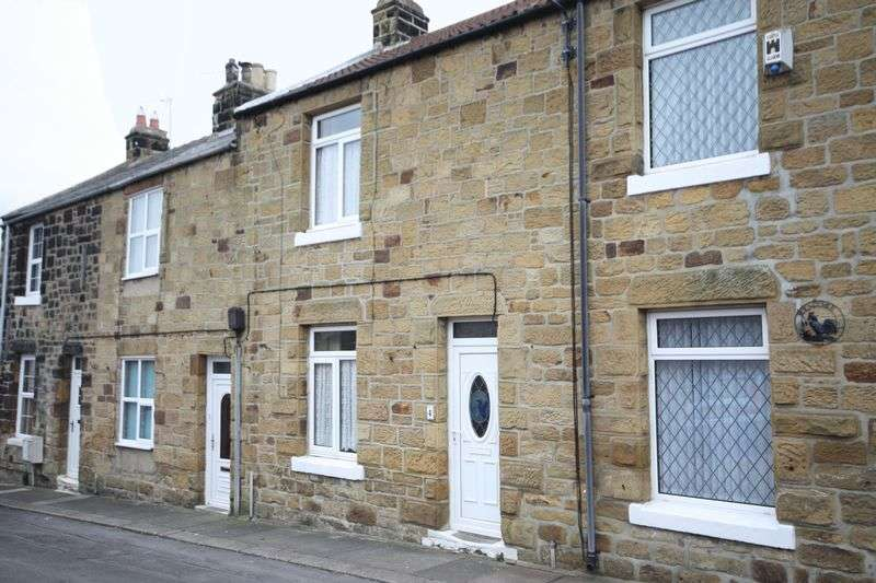 2 Bedrooms Terraced House for sale in Dixon Street, Brotton.