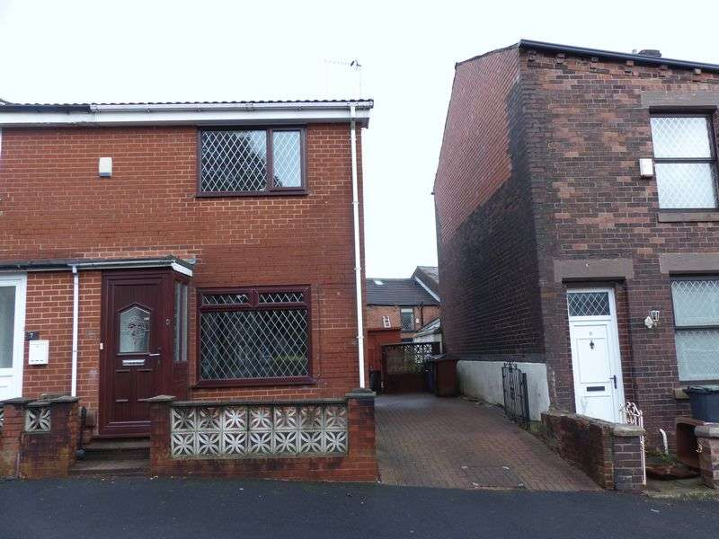 2 Bedrooms Semi Detached House for sale in Wren Street, Salem, Oldham