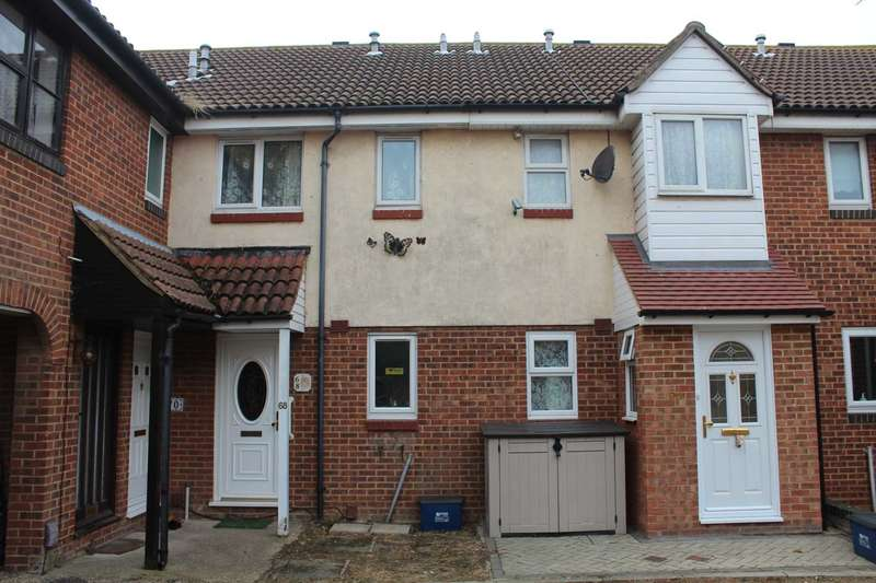 2 Bedrooms Terraced House for sale in The Drakes, Southend On Sea