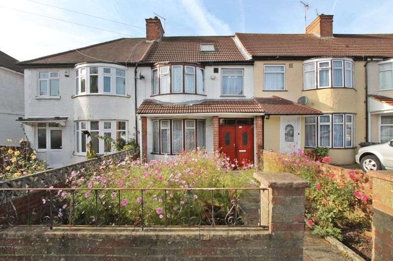 4 Bedrooms Terraced House for sale in Westbury Avenue, Southall