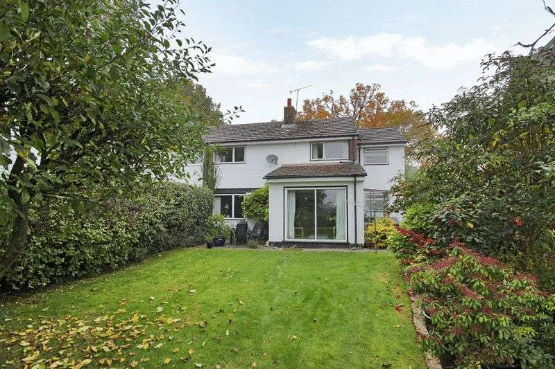 4 Bedrooms Semi Detached House for sale in Whitewood Lane, South Godstone, Surrey