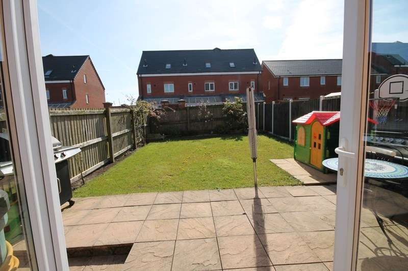 4 Bedrooms House for sale in Coppice Close, Lostock, Bolton, Lancashire.