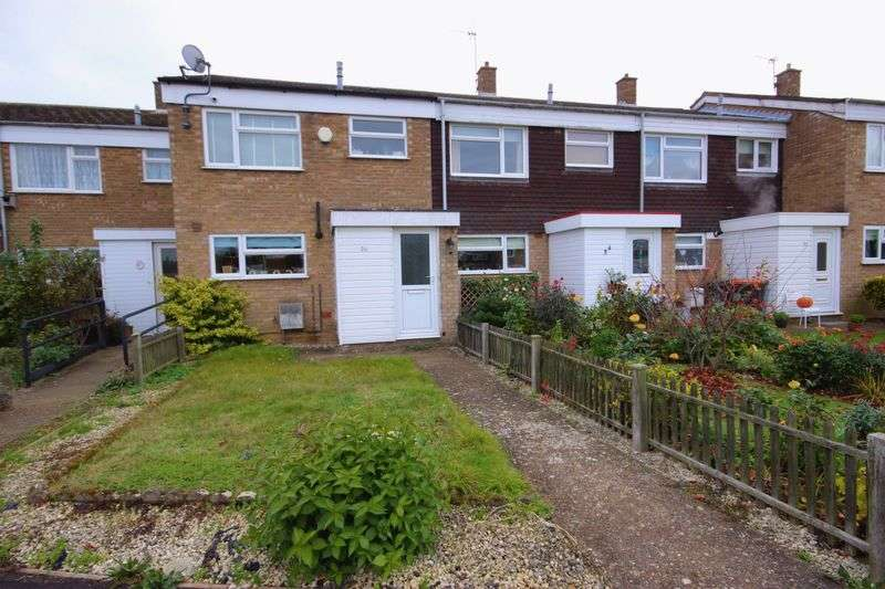 3 Bedrooms Terraced House for sale in Pyms Close, Great Barford, Bedfordshire