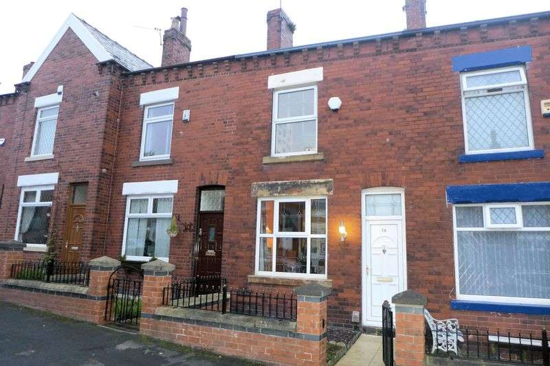 2 Bedrooms Terraced House for sale in Queensgate, Heaton, Bolton