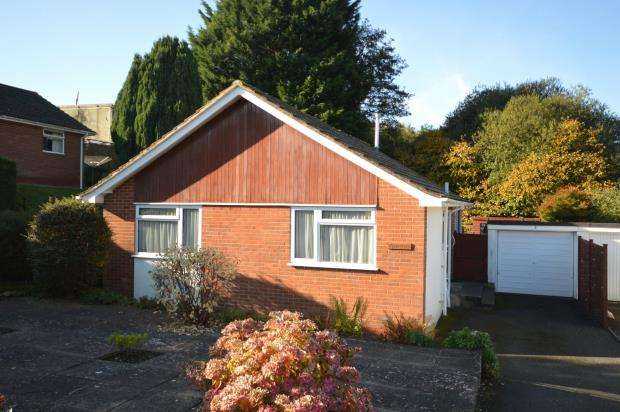 2 Bedrooms Detached Bungalow for sale in Brook Meadow, Newton Poppleford, Sidmouth