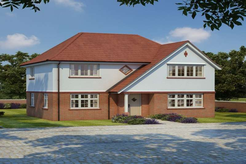4 Bedrooms Detached House for sale in Archers Park, Sittingbourne, ME10