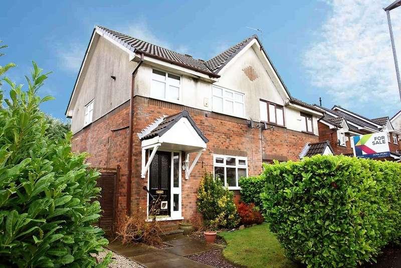 3 Bedrooms Semi Detached House for sale in 24 Hayle Road, Moorside