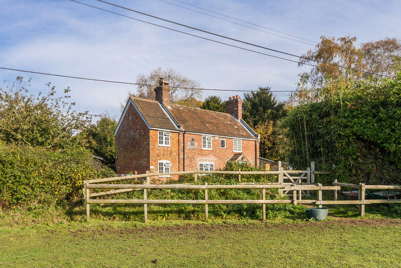 4 Bedrooms Cottage House for sale in Crow Hill, Ringwood, Hampshire
