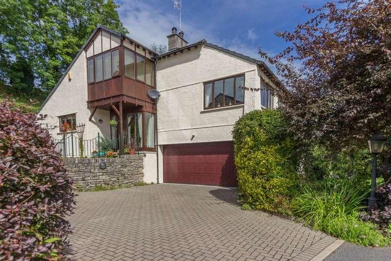 5 Bedrooms Detached House for sale in 6 Kentrigg Walk, Burneside Road, Kendal